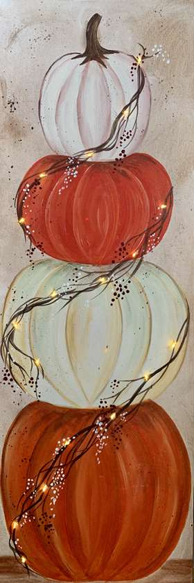 Illuminating Pumpkins - In Studio - Limited Seating