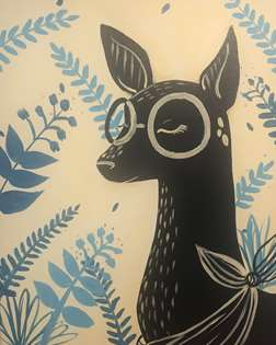Illustrative Deer