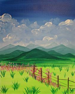 Irish Pastures
