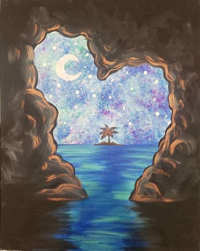 Island in the Night - In Studio Event - Limited Seating Available