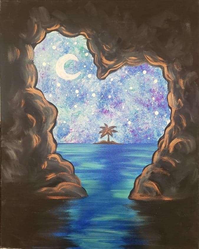 Island in the Night