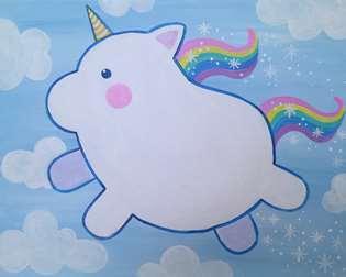 Itty Bitty Unicorn