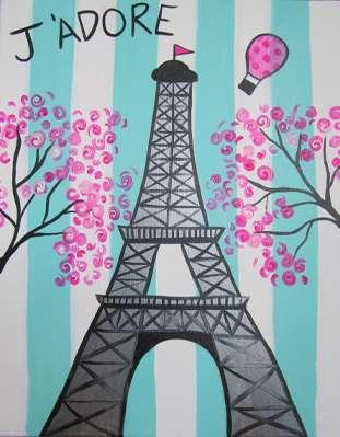 J'adore Paris