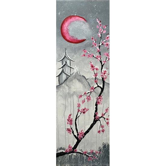 Japanese Crimson Winter