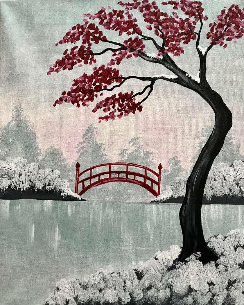 Japanese Winter