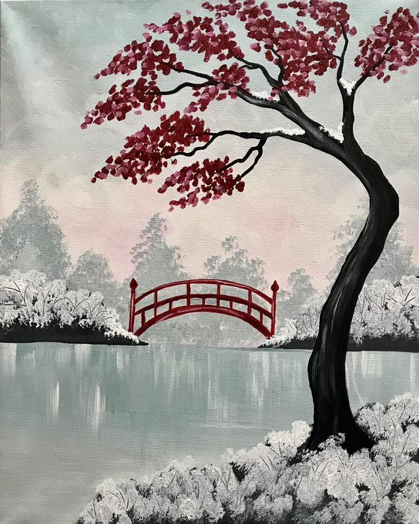 Live Virtual Event from San Bruno: Japanese Winter