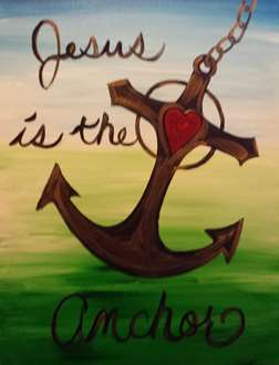 Jesus is the Anchor