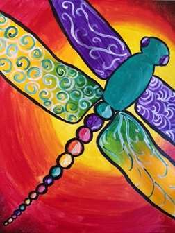 Jeweled Dragonfly