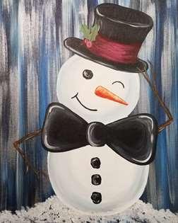 Jim the Snowman