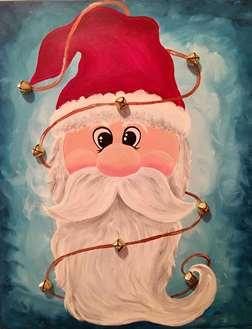 Jingle Bell Santa
