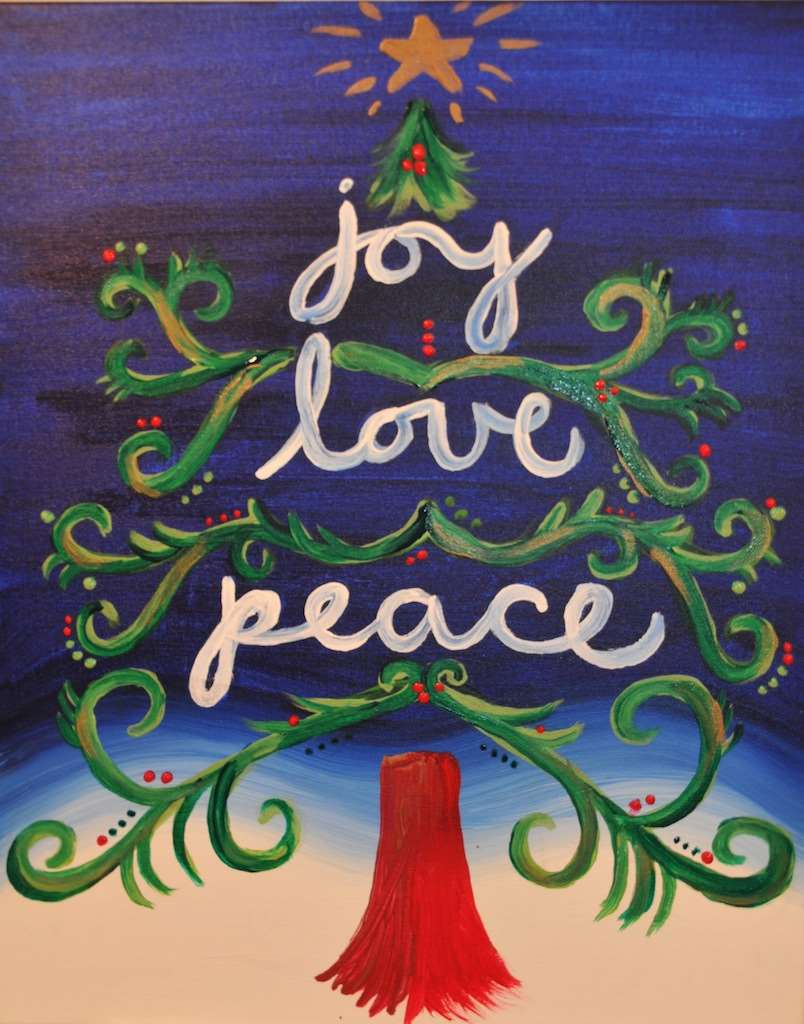 Joy, Love & Peace