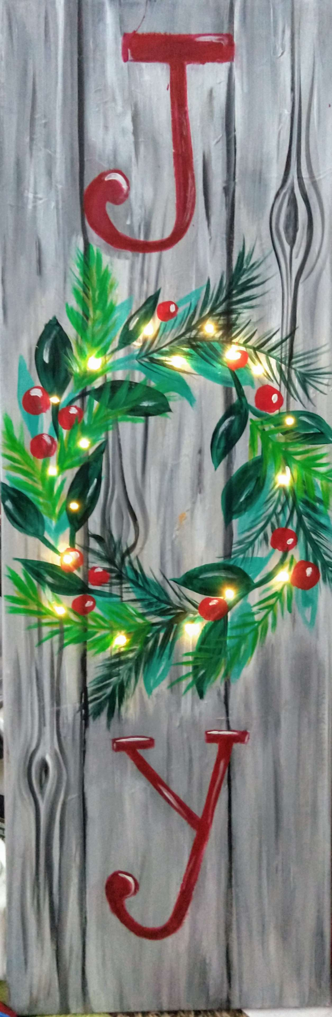 Joy Wreath Mon Dec 16 7pm At Montclair