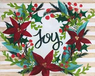 Joyful Wreath