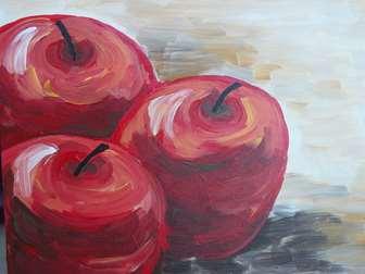 Juicy Red Apples