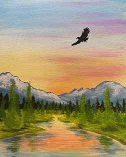Juneau Sunrise