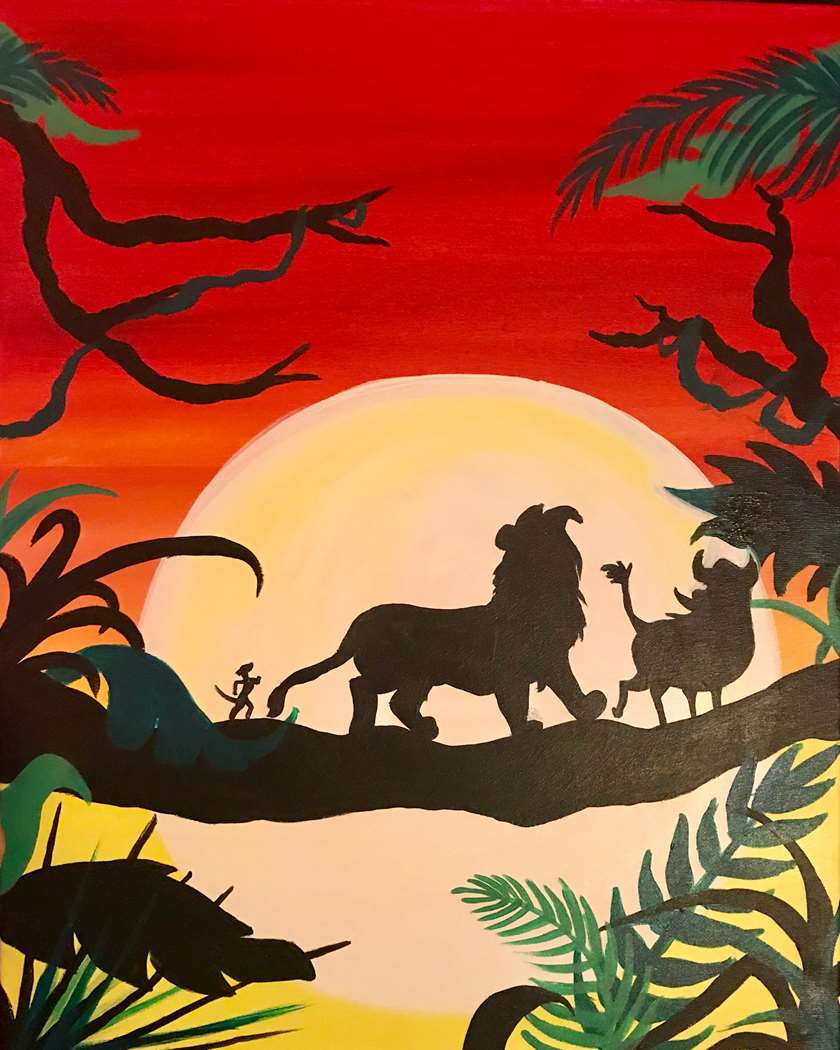 SINGLE DAY CAMP! Theme - Animal Kingdom