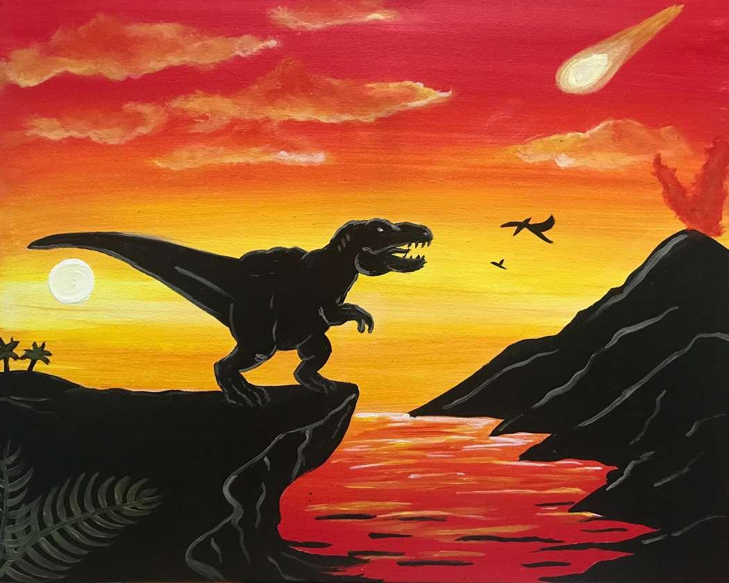 Jurassic End