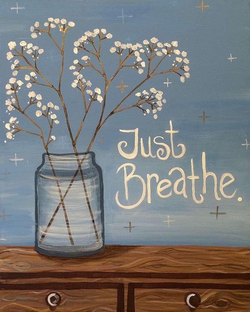 Breathe  >> Just Breathe Wed Aug 01 7pm At Brandon