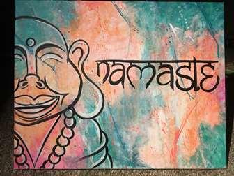 Just Namaste