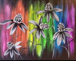 Kaleidoscope Flowers