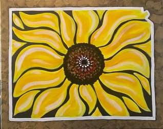 Kansas State Sunflower