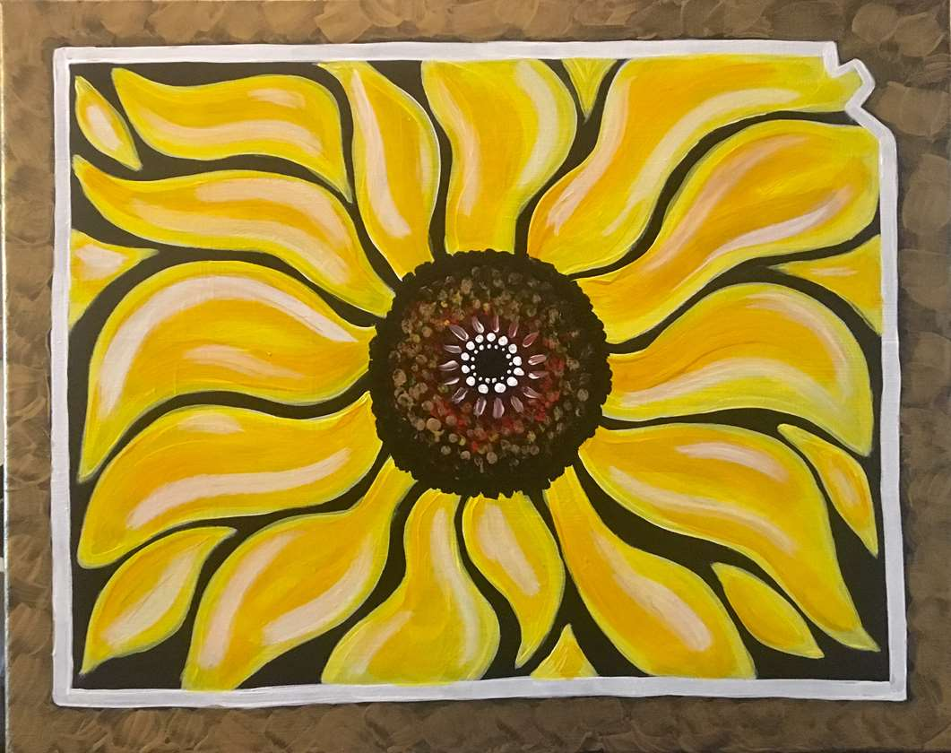 Kansas State Sunflower
