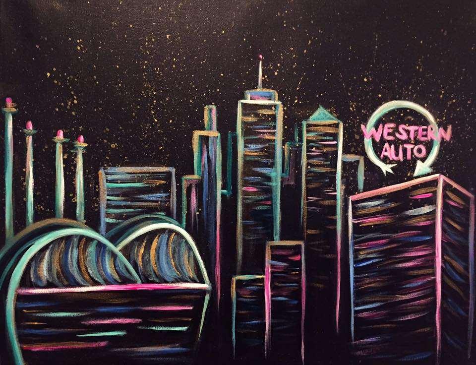 KC Neon Nights