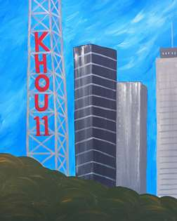 KHOU Stands for Houston