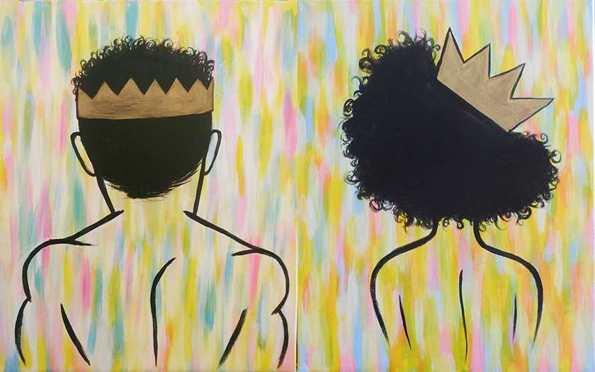 King And Queen Of Curls Date Night Sat Feb 09 330pm At
