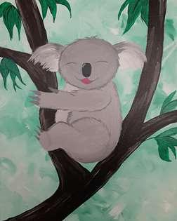 Koala-ty Time