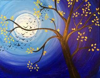 La Luna Azul