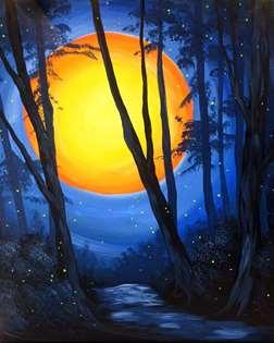 La Luna Splende