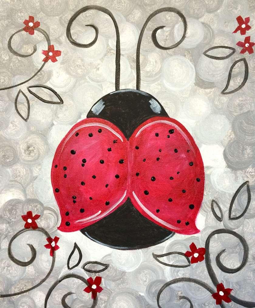Lackadaisy Ladybug