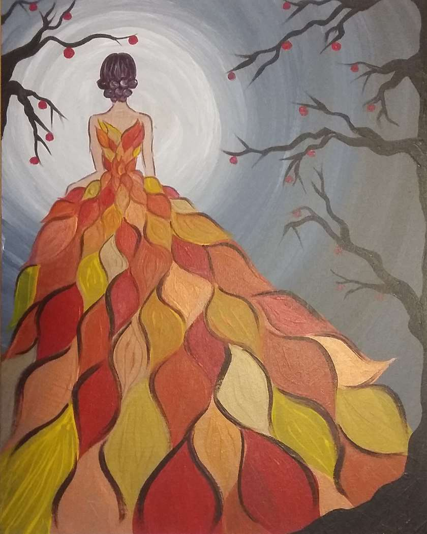 Lady Autumn