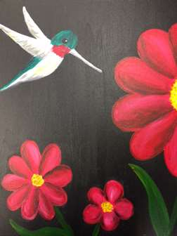 Lady Hummingbird