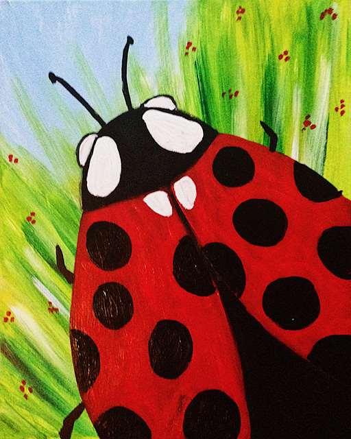 Ladybug Love