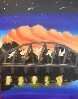 Lake Robbins Bridge
