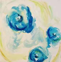 L'amour est Bleu