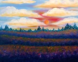 Late Summer Lavender