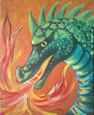 Laughing Dragon