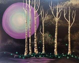 Lavender Luna