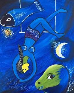 Le Cirque Bleu
