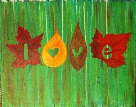 Leafy Love