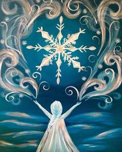Let the Snow Flow