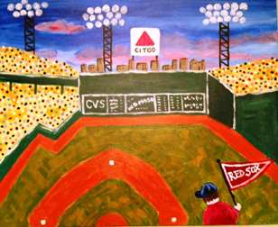 Let's Go Red Sox