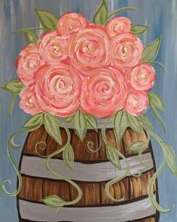 Life is a Barrel of Roses