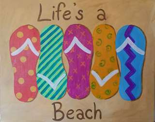 Life's a Beach