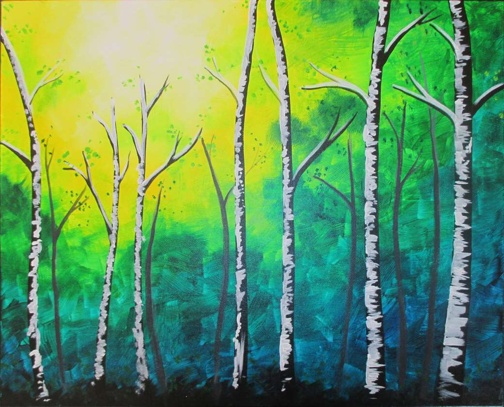 In-Studio event -Light in the Forest- limited seating