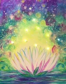 Light Up Lotus