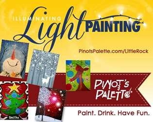 LIGHT-UP Art: Pick One